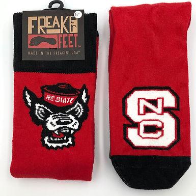 NC State Socks