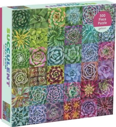 Succulent Spectrum 500 pc. Puzzle