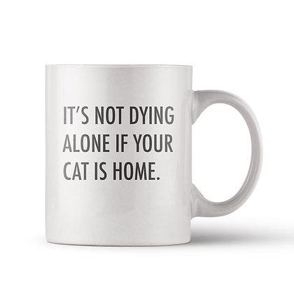 Dying Alone Mug