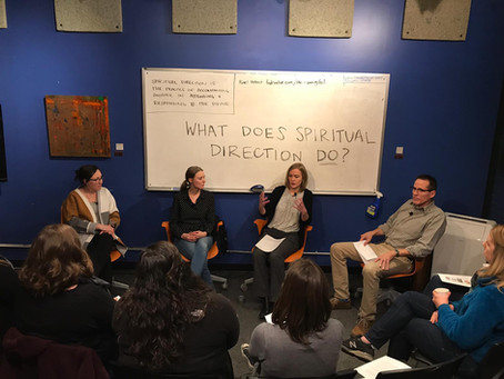 Episode 2: What does Spiritual Direction DO?