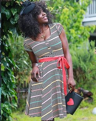 Tea Dress by Effie's Heart