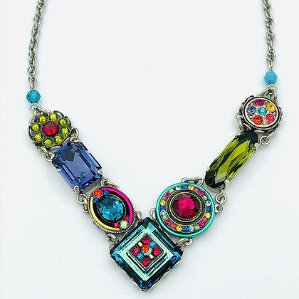 Firefly Mosaics Necklaces 2 and Bracelets