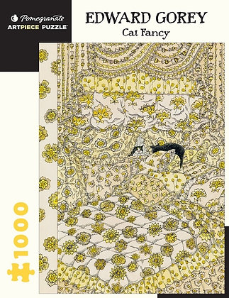 Edward Gorey 1000 pc. Puzzle