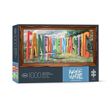 Fanfckntastic 1000 pc. Puzzle