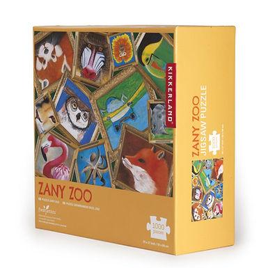 Zany Zoo 1000 pc. Puzzle