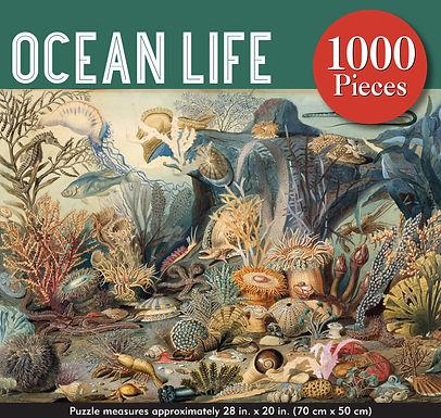 Ocean Life 1000 pc. Puzzle