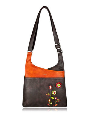 Espe Gardenia Messenger Bag (vegan)