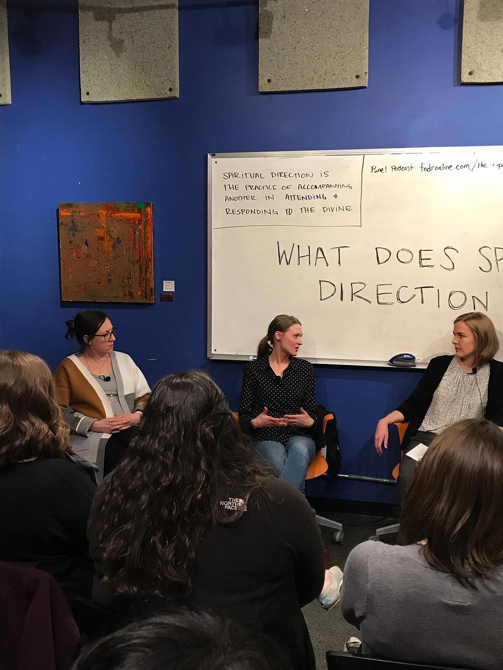 Spiritual Direction Panel | Denver, CO | Fratres Dei Spiritual Direction and Ministries