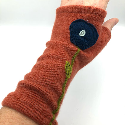 Sardine Fingerless Gloves
