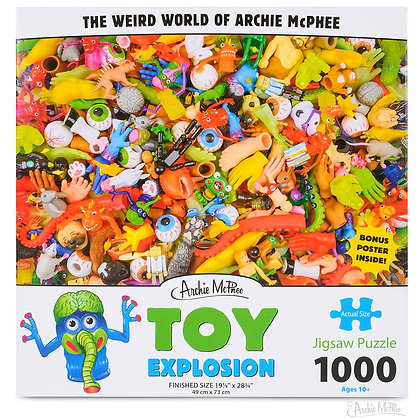 Toy Explosion 1000 pc. Puzzle