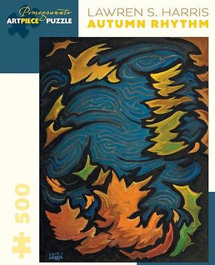 Autumn Rhythm 500 pc. Puzzle