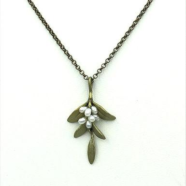 Flowering Myrtle Necklace