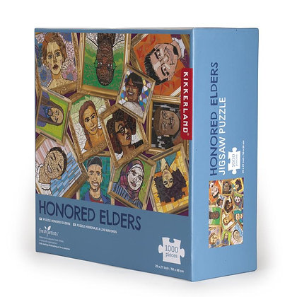 Honored Elders 1000 pc. Puzzle