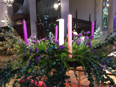 Nourished in Darkness: Tolerating Advent