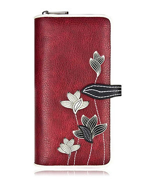 Espe Lotus Clutch Wallet (vegan)