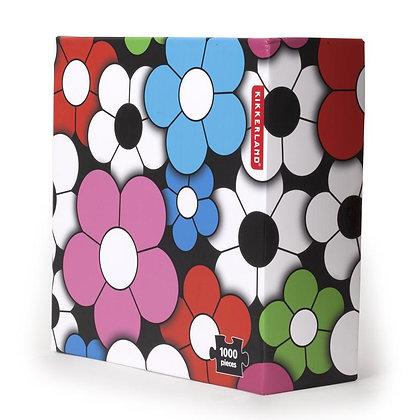 Happy Flowers 1000 pc. Puzzle