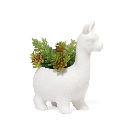 Lloyd the Llama Planter