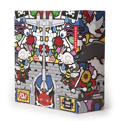 Pow! 1000 pc. Puzzle
