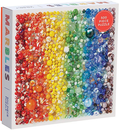 Rainbow Buttons 500 pc. Puzzle