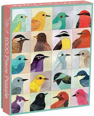 Avian Friends 1000 pc. Puzzle