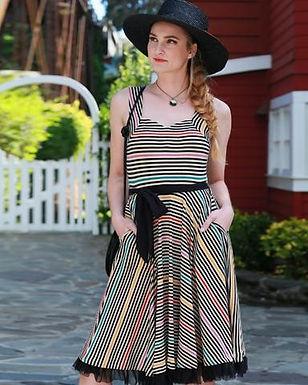 Cinema Dress by Effie's Heart