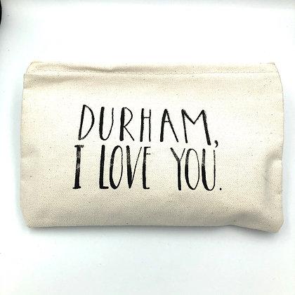 Durham Canvas Pouch