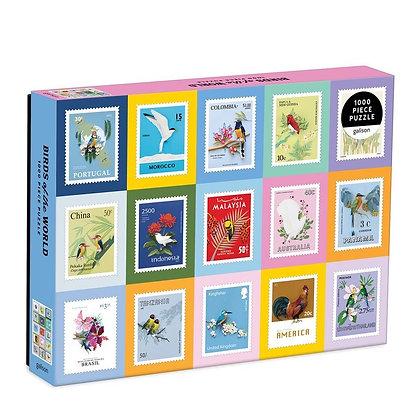 Birds of the World Puzzle 1000 pcs.