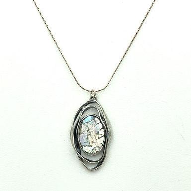 Oblong Necklace