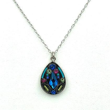 Large Drop Necklace
