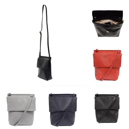 Aimee Front Flap Crossbody Bag by Joy Susan