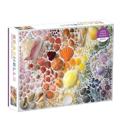 Seashell 2000 pc. Puzzle