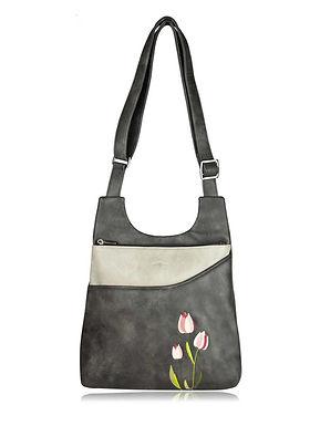 Espe Tulip Messenger Bag (vegan)