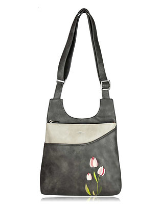 Espe Tulip Messenger Bag (vegan)