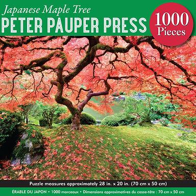 Japanese Maple Tree 1000 pc. Puzzle
