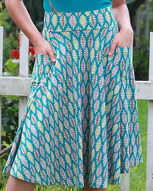 Sojourn Skirt by Effie's Heart