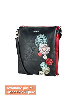 Espe Bizzy Crossbody Bag  (vegan)