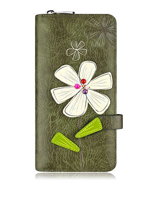 Espe Bloom Clutch Wallet (vegan)