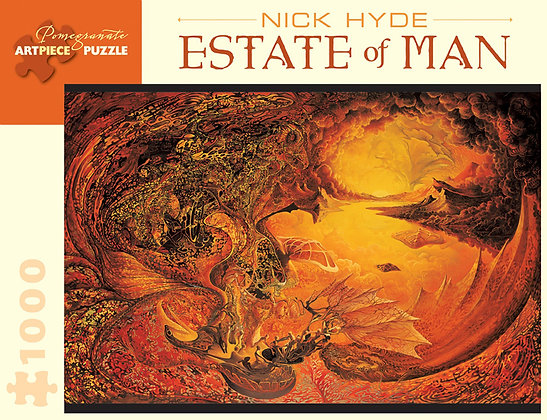 Estate of Man 1000 Piece Puzzle