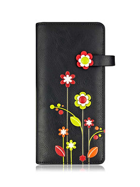 Espe Gardenia Long Wallet (vegan)