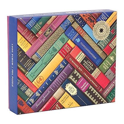 Vintage Library 1000 Piece Puzzle