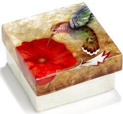 Capiz Shell Boxes