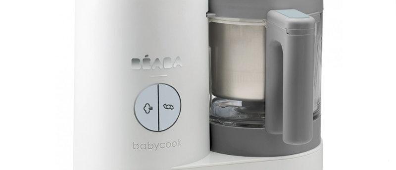 Babycook NEO Blanc gris