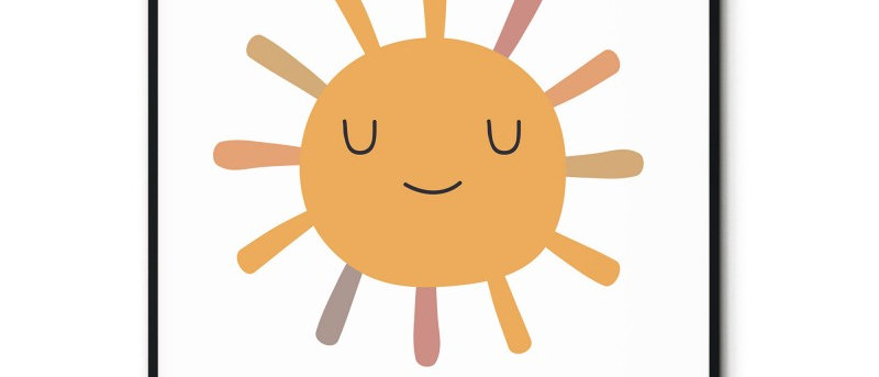 Affiche Soleil