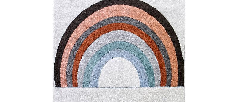 Tapis Arc-en-ciel 100x150