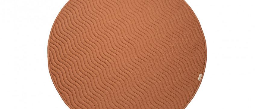 Tapis de jeu Kiowa sienna brown