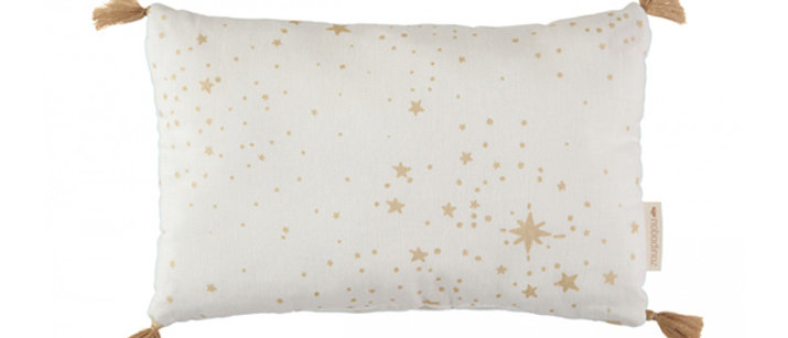 Coussin Sublim honey sweet dots natural