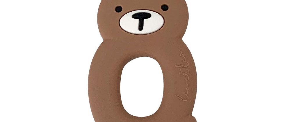 Hochet dentition big bear brun