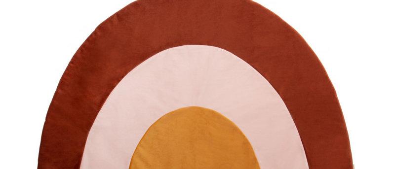 Tapis de jeu Rainbow velvet wild brown