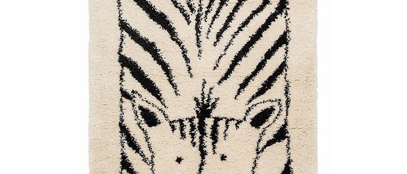 Tapis Motif Zébre 80x150