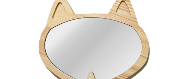 Miroir renard